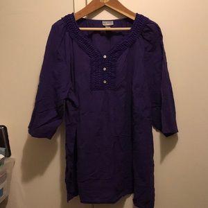 Catherine's women's short sleeved shirt